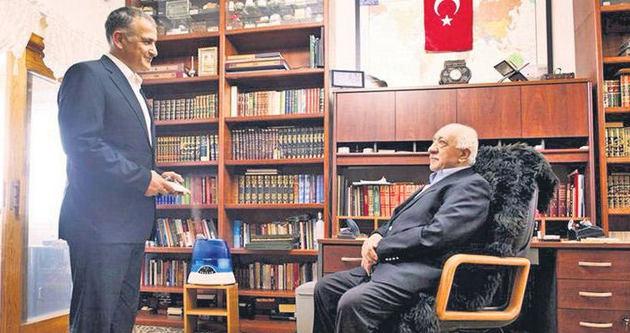 Kemal Öztürk Paralel çeteyi deşifre etti