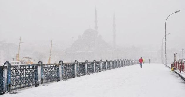 İstanbul'da bu geceye dikkat!