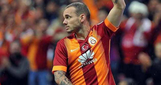 Sneijder için resmi görüşmeler başladı