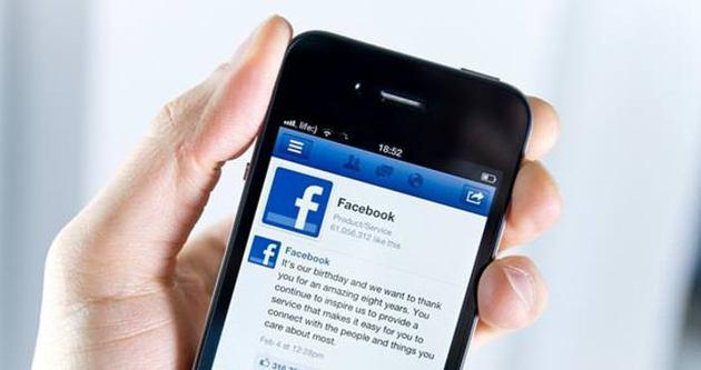 Facebook'tan saklı fotoğrafları bulan uygulama