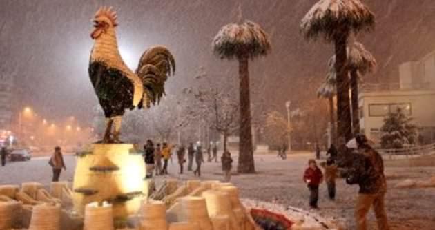 Denizli'de 09 Ocak 2015 Cuma günü okullar tatil mi?