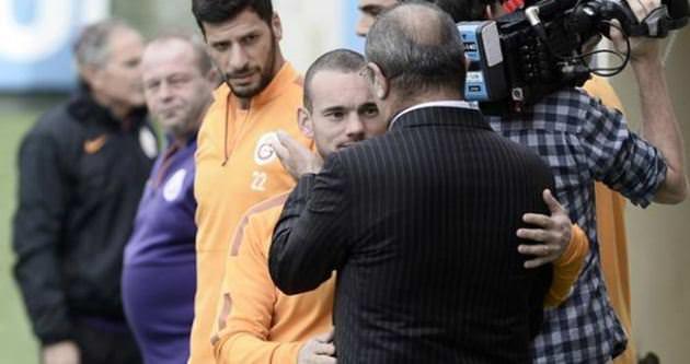 Albayrak'tan Sneijder açıklaması