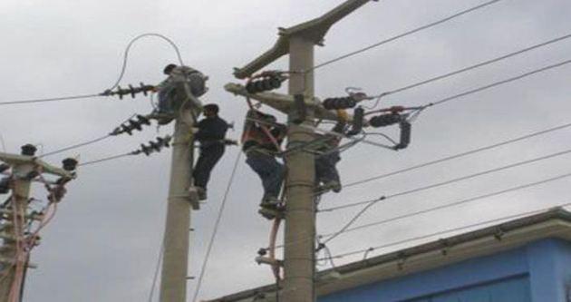 4 günlük elektrik kesintisi esnafı mağdur etti