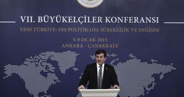 Başbakan: Türk görüşü her yerde olacak