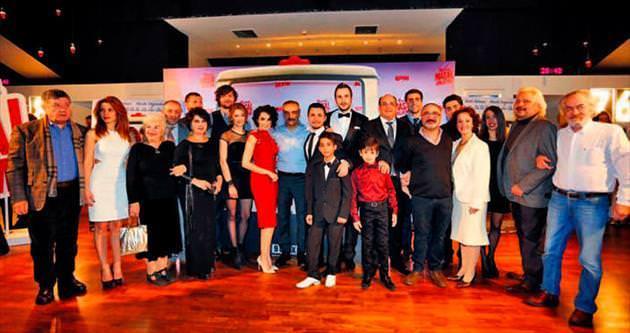 'Çok film bir aileyiz'