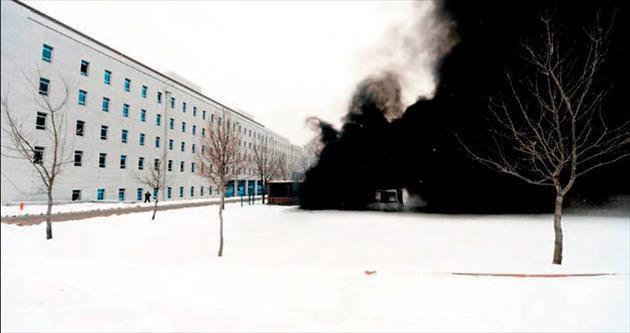 Meclis'te siyah duman paniği
