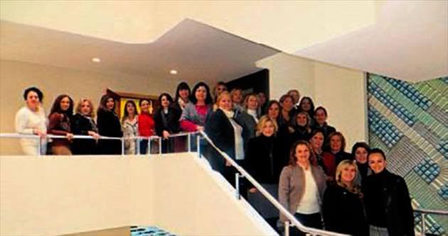 İzmirli iş kadınları işbirliklerini artırdı