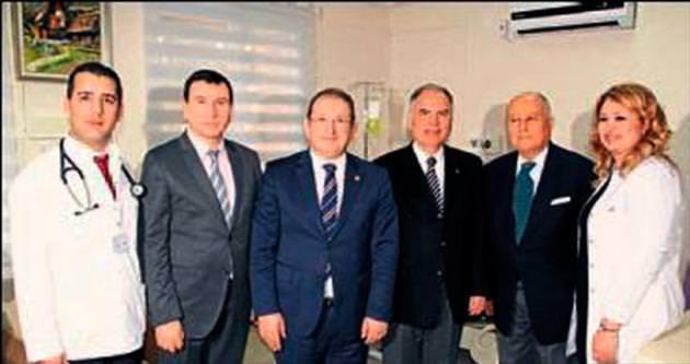 Kanser hastalarına özel bakım merkezi