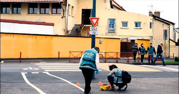 Camilere intikam saldırısı
