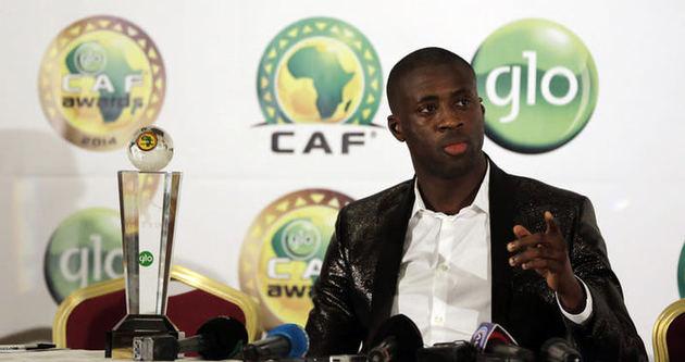 İşte Afrika'nın en iyi futbolcusu