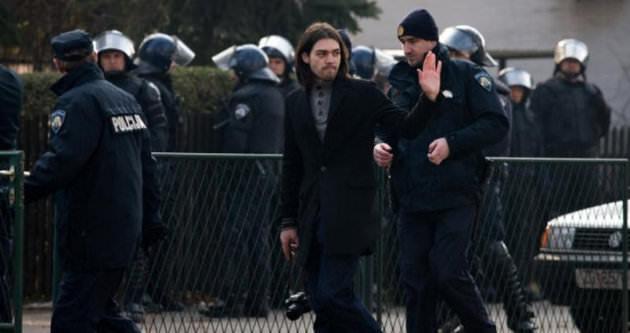 Hırvatistan'da Cumhurbaşkanı adayı gözaltına alındı
