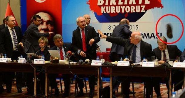 Kılıçdaroğlu'na ayakkabı fırlatan adam hakkında karar verildi!