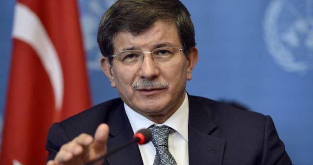 Davutoğlu'nun Karabük, Yalova ve Bursa programları iptal