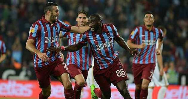 Trabzonspor sarı karta abone!