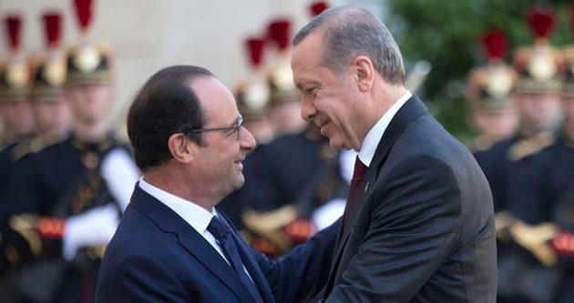 Erdoğan: Terörle mücadelede işbirliğine açığız