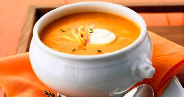 Şimdi çorba zamanı