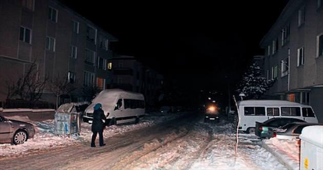 Dikmen'de 4 aydır sokaklar karanlık