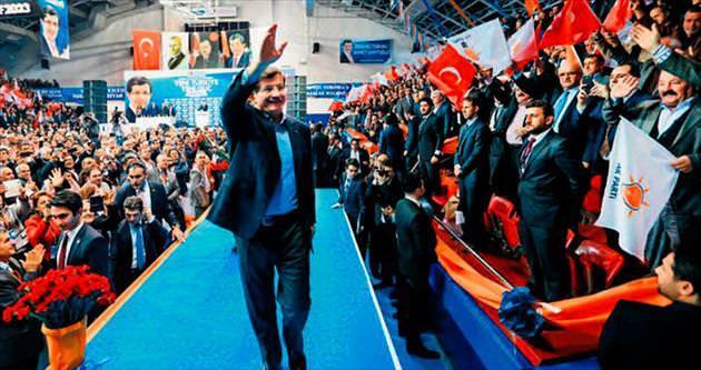 AK Parti 2015 seçimine Yeni Türkiye ile gidiyor