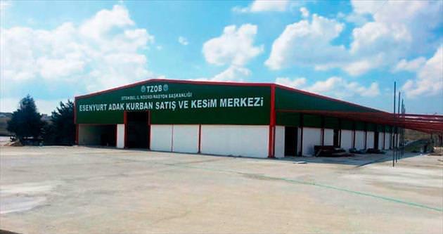 İstanbul'a adak AVM'si