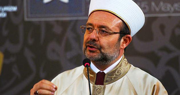 Mehmet Görmez: Artık bu bir işkenceye dönüştü