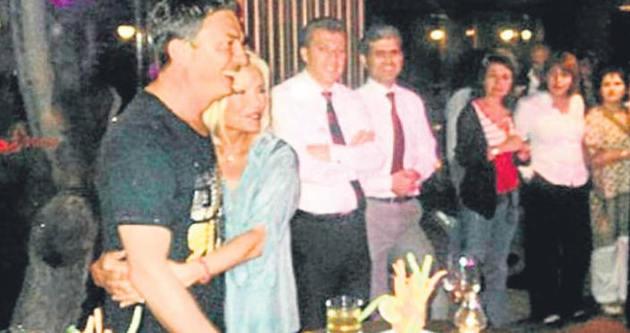 Ajda Pekkan ile Bülent Çavuşoğlu'nun Bodrum kaçamağı