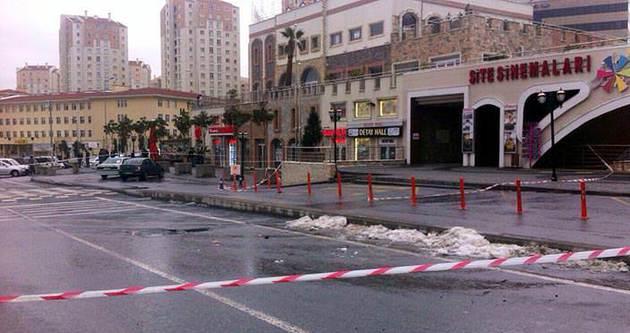 Merkez Kayaşehir AVM'de bomba alarmı