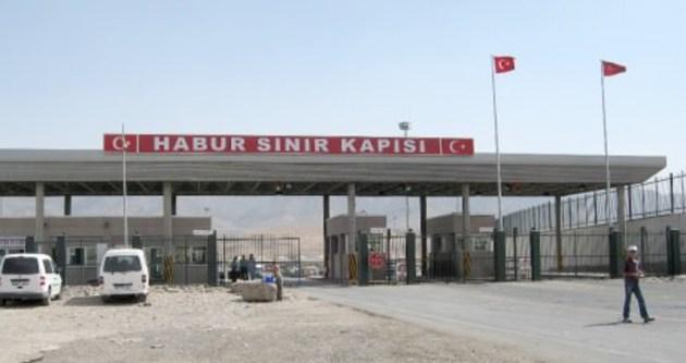 Nurettin Canikli: Irak'ta sınır kapı sayısı 4'e çıkacak