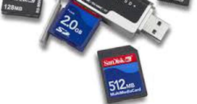 Artık SD kartları telefona dokundurmak yetecek