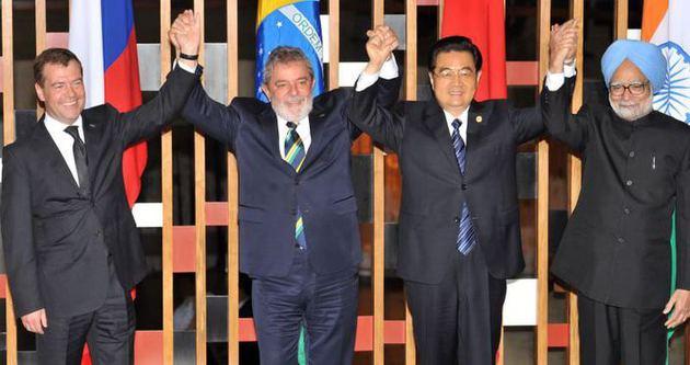 BRIC'in sonu geldi yeni gözde Türkiye