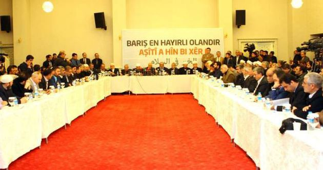 İHH, Diyarbakır'da STK'larla bir araya geldi