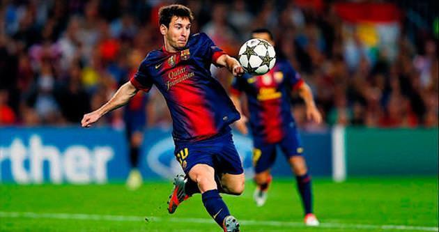 Messi'ye çıkan yokuşlu yollar