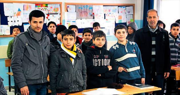 Suriyeli çocuklar için eğitim atağı