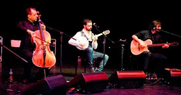 Mehmet Erdem, Rubato Quartet ile Nilüfer'i ısıttı