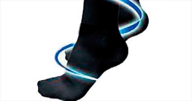 Rahat bir uyku için kompresyon çorabı