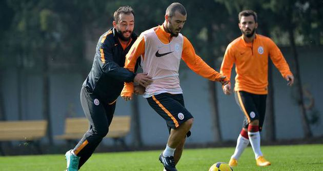 Galatasaray'da operasyon