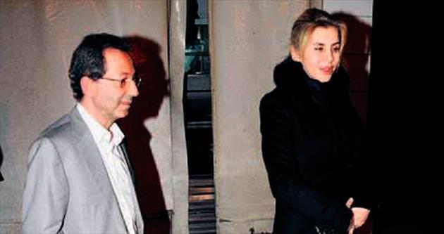 Yurdal Sert Garipoğlu çiftiyle
