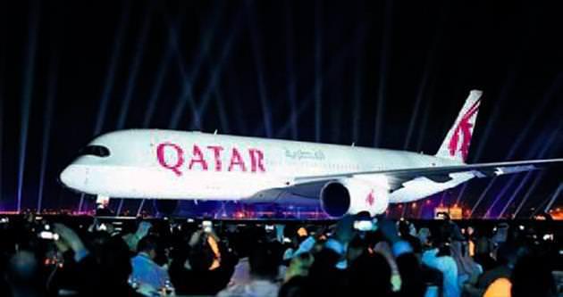 Dünyanın en sessiz uçağı A350 hazır