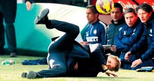 Mancini nakavt oldu