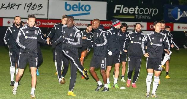 İşte Beşiktaş'ın kamp programı