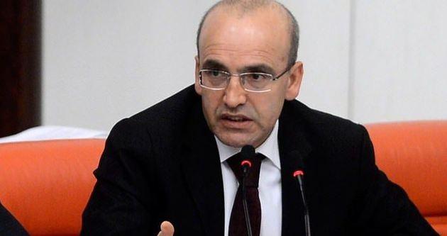 Bakan Şimşek'ten vergi açıklaması