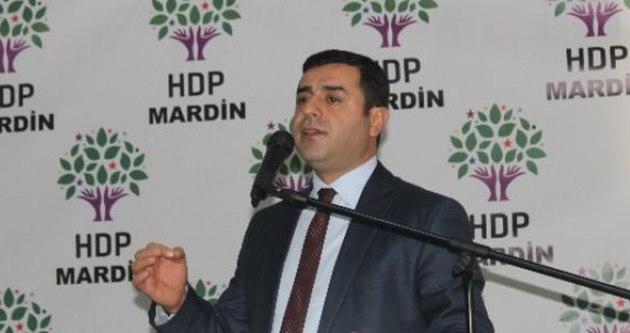 HDP seçimlere parti olarak girme kararı aldı