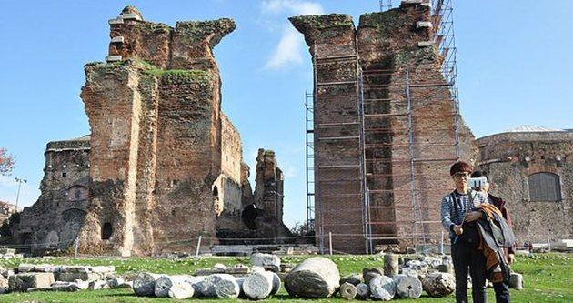 Bergama UNESCO bereketi yaşadı