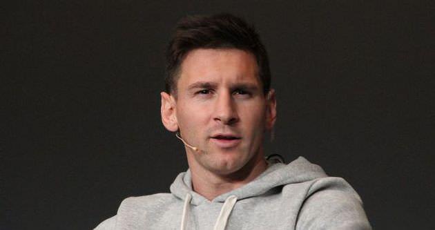 Messi Barcelona'dan ayrılacağının sinyalini verdi