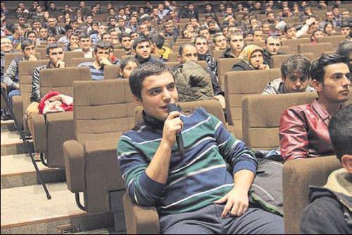 Üniversite adaylarına HKÜ'den motivasyon