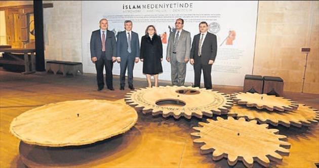 Başkan Fatma Şahin müzeyi ziyaret etti