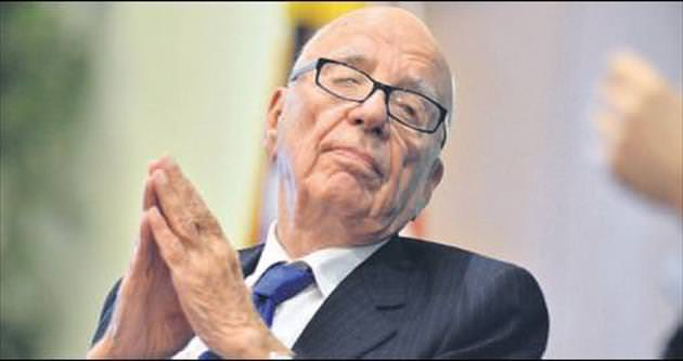 Murdoch'a tepki: Hastalıklı yaklaşım