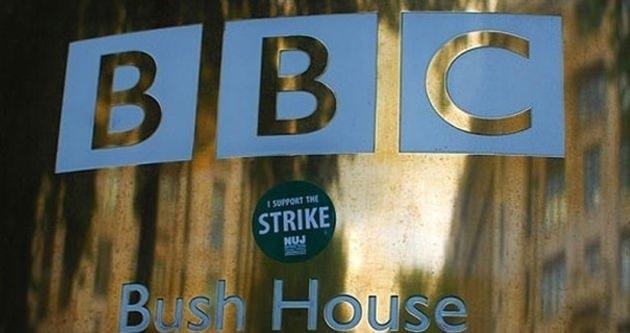 BBC'den çirkin 'karikatür' provokasyonu