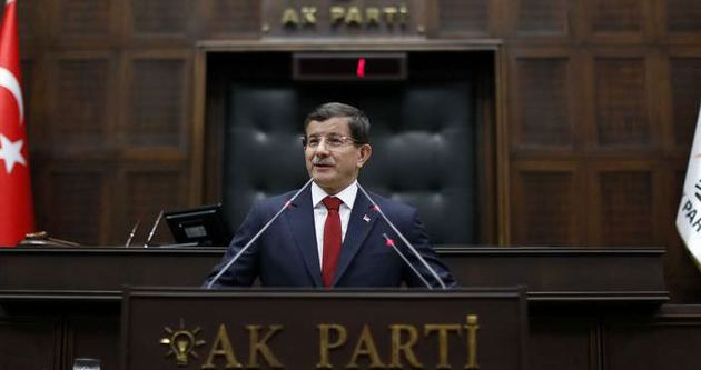 Davutoğlu'ndan o isme sert tepki
