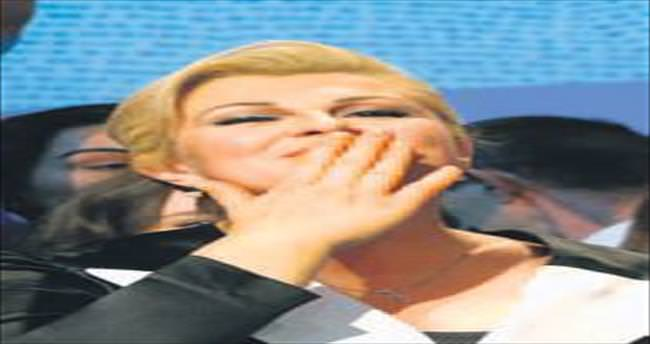 Hırvatistan'a ilk kadın lider
