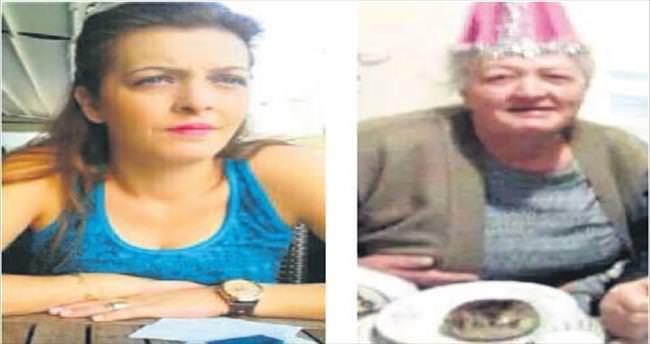 Anne ile kızı ihmal kurbanı